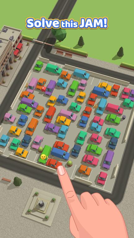 Parking Jam 3D poster 4