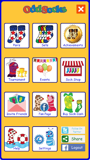 Odd Socks 4.4.2 screenshots 4