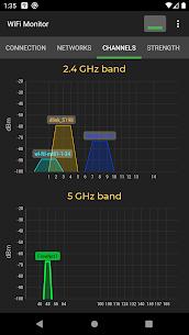 WiFi Monitor Pro: analyzer of Wi-Fi networks MOD (Paid) 2