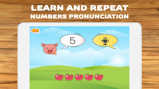 Math for kids: numbers, counting, math games 2.6.3 screenshots 17