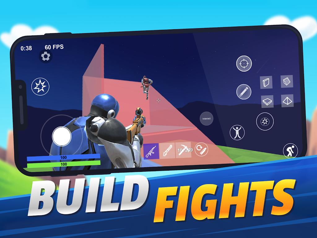 1v1.LOL - Third Person Shooter Building Simulator poster 11