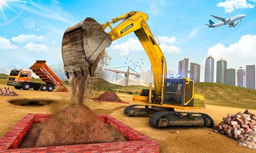 Utility Construction Machines: Construction City 4