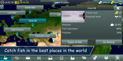 My Fishing World - Realistic fishing screenshots 2