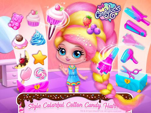 Candylocks Hair Salon - Style Cotton Candy Hair  Screenshots 22