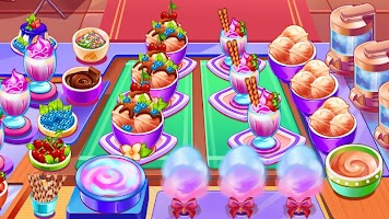 Food Fever - Kitchen Restaurant & Cooking Games