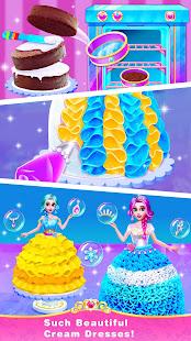 Ice Princess Comfy Cake -Baking Salon for Girls 2.1 screenshots 3