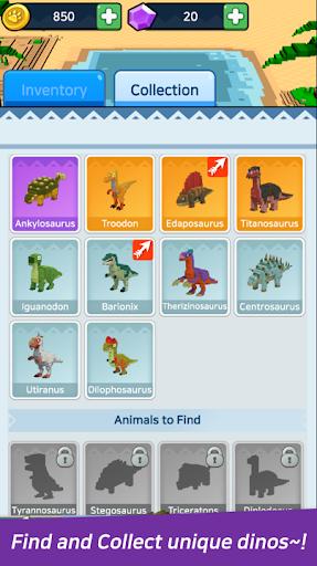 Dino Warfare : Rush! Dino Army Apkfinish screenshots 5
