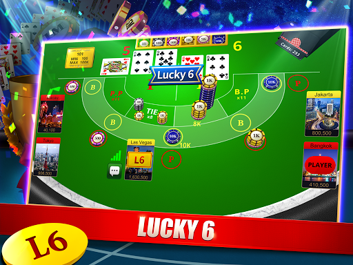 Dragon Ace Casino - Baccarat filehippodl screenshot 16