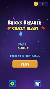 Bricks Breaker Crazy Blast
