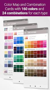 Show My Colors - Seasonal Color Palettes