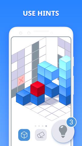 Isometric Puzzle - Block Game 1.0.6 screenshots 2