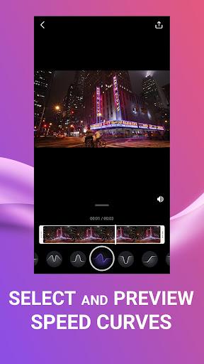 SpeedRamp for KineMaster  Screenshots 2