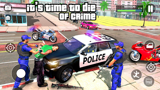 Great Theft Auto Cool City Stories apkpoly screenshots 4