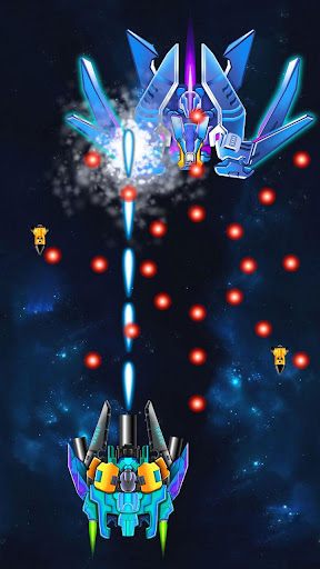 Galaxy Attack: Alien Shooter (Premium) android2mod screenshots 4
