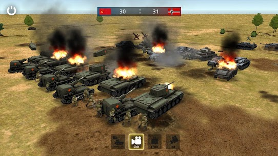 Baixar WW2 Battle Front Simulator MOD APK 1.6.3 – {Versão atualizada} 5