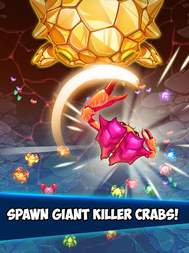 Crab War : Idle Swarm Evolution goodtube screenshots 9