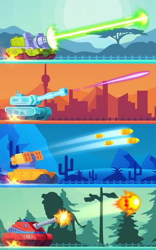 Code Triche Tank Firing - FREE Tank Game mod apk screenshots 4