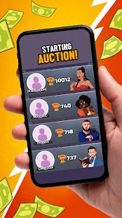 Bid Wars Stars - Multiplayer Auction Battles Mod Apk