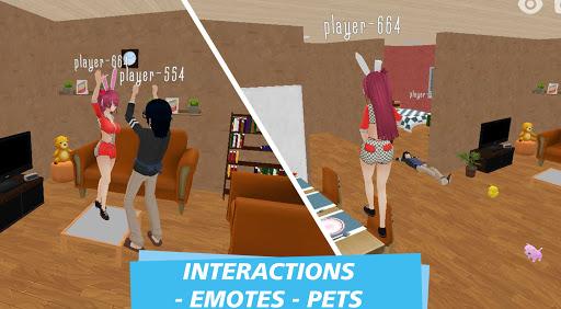 Waifu Simulator Multiplayer Apkfinish screenshots 21