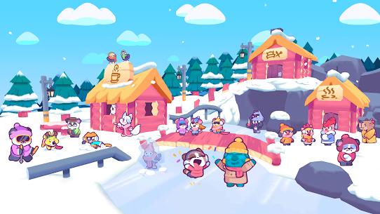 Kiki's Vacation Mod Apk 1.10.0 (Unlimited Shells) 1