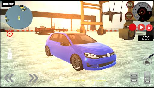 Golf GT Drift Simulator  screenshots 6