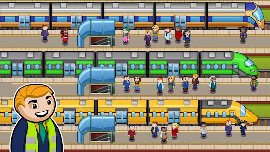 Idle Transport Trains