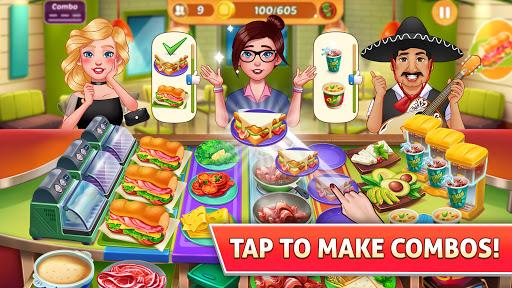 Kitchen Craze: Free Cooking Games & kitchen Game  Screenshots 4