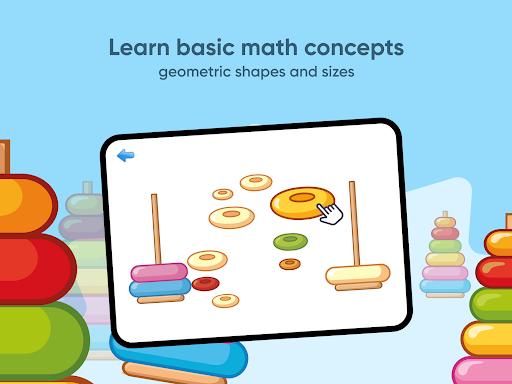 Brainy Kids: educational games for 2-3 year olds Apkfinish screenshots 13