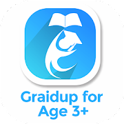 Graidup - Kids Learn Phonics, Math, Science, Read