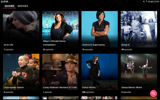 Lifetime: Watch Shows & Movies modavailable screenshots 7