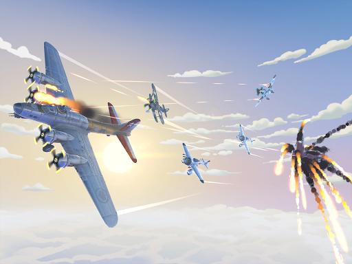Gunner War - Air combat Sky Survival android2mod screenshots 16