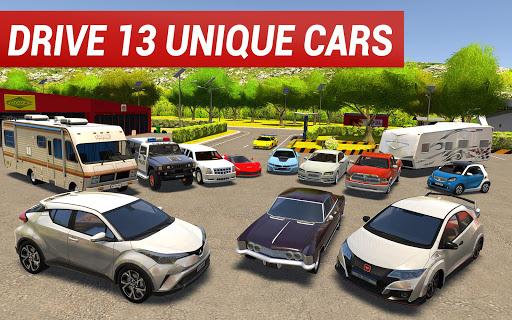 Roundabout 2: A Real City Driving Parking Sim 1.4 Screenshots 10