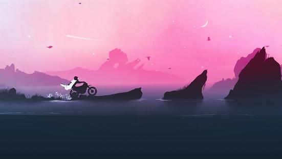Psebay: Gravity Moto Trials Screenshot
