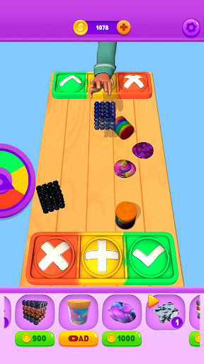 Super slime trading master 3d - slimy fidget apkpoly screenshots 3