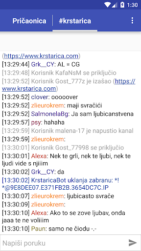 Chat pricaonica