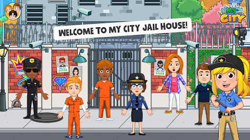 My City : Jail House apklade screenshots 1