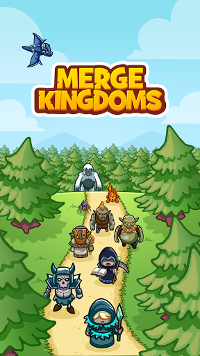Merge Kingdoms - Tower Defense apkslow screenshots 6