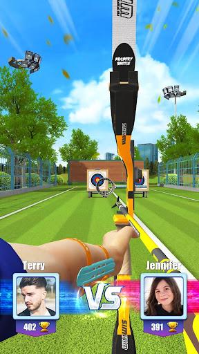 Archery Battle 3D APK MOD – Pièces de Monnaie Illimitées (Astuce) screenshots hack proof 1