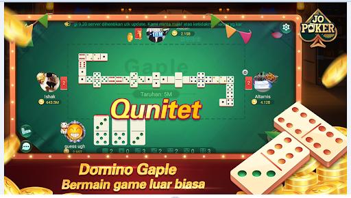 JOJO Texas Domino Gaple QiuQiu Slots Free Game 1.5.1 Screenshots 3