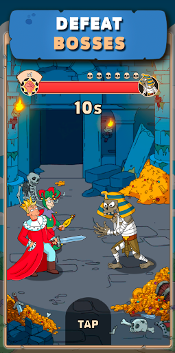 Castle Master: idle county of heroes and lords 1.0.3 screenshots 3