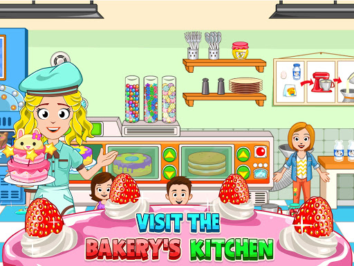 My Town : Bakery - Cooking & Baking Game for Kids 1.11 Screenshots 9