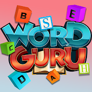 Word Guru: 5 in 1 Search Word Forming Puzzle