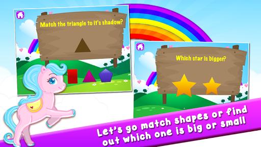 Pony Learns Preschool Math 3.32 screenshots 9