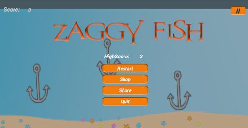 Télécharger Gratuit Zaggy Fish APK MOD (Astuce) screenshots 3