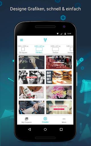 Online Ad Maker for Google & Facebook Ads apktram screenshots 1