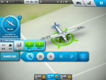 AirportPRG v1.5.8 MOD (Money) APK 4
