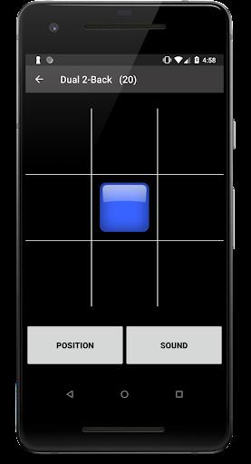 N-Back Memory Training  screenshots 2