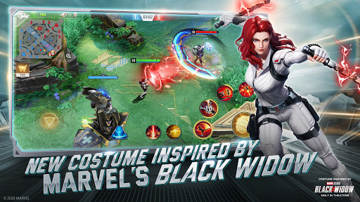 MARVEL Super War screenshots 3