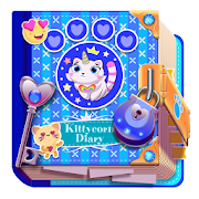 Kittycorn Diary (with password)