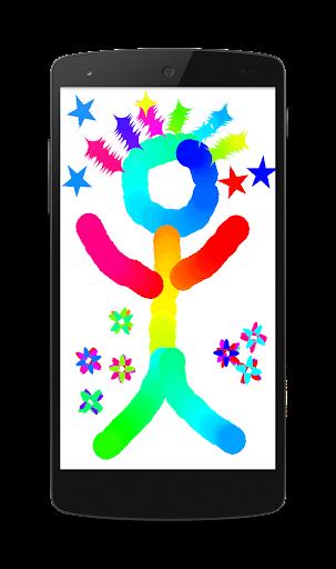 Baby Distractor: Finger Paint 3.1.2 Screenshots 1
